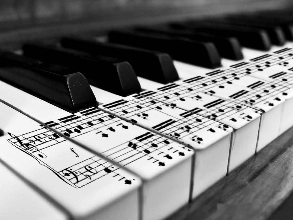Music Notes Piano Wallpapers By ZolMariee