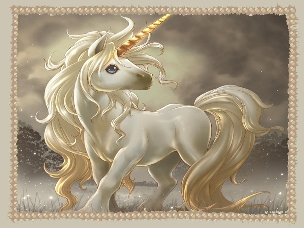 Cute Unicorn Wallpaper Desktop And Mobile Wallpaper