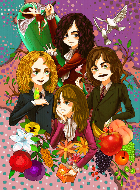 led zeppelin by wasawasawa