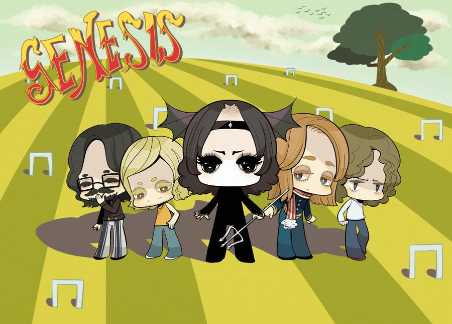 Genesis By Wasawasawa On DeviantArt