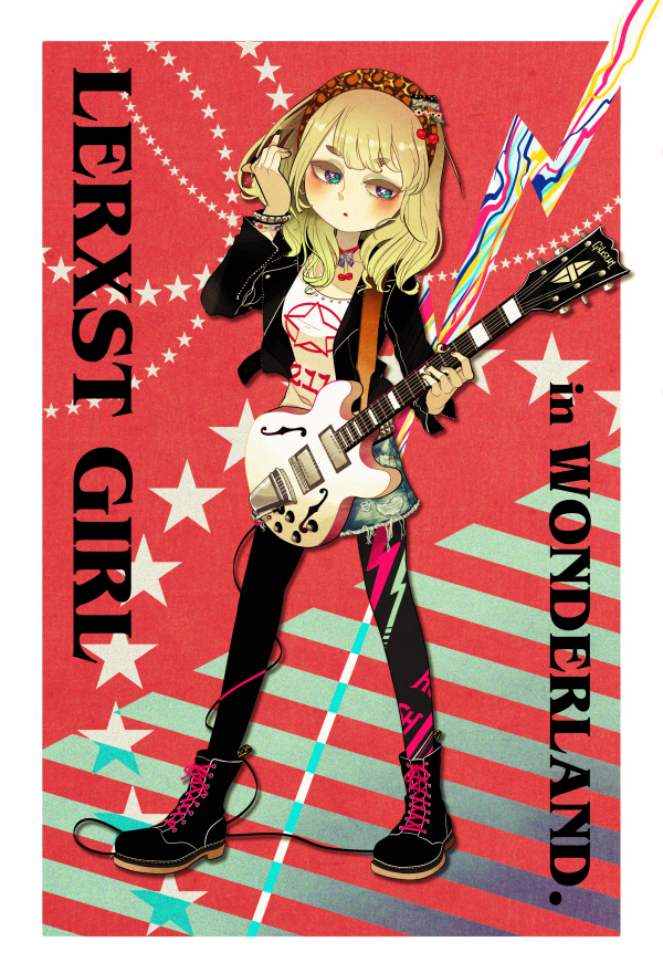 Lerxst girl by wasawasawa