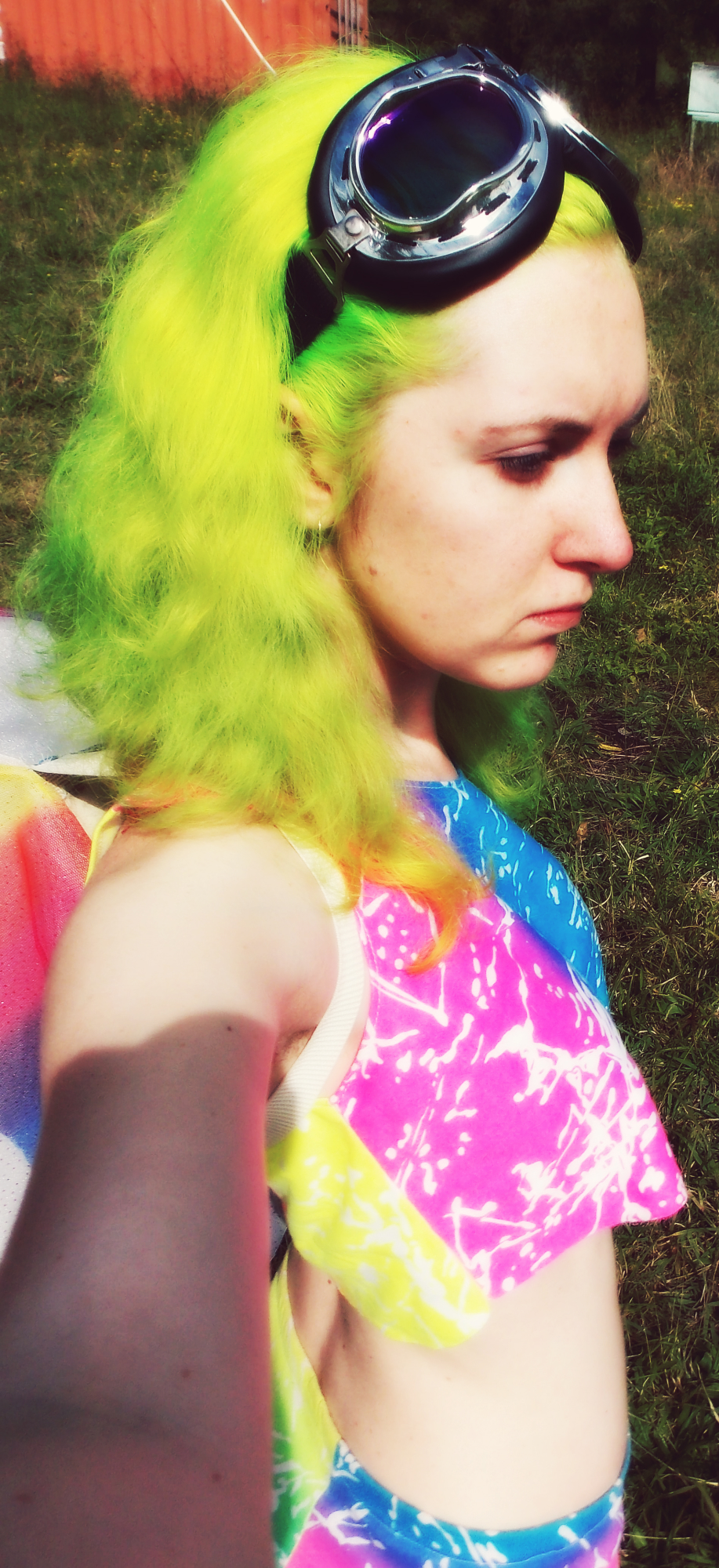 Fluoro Fairy 13 by monstatofu2011