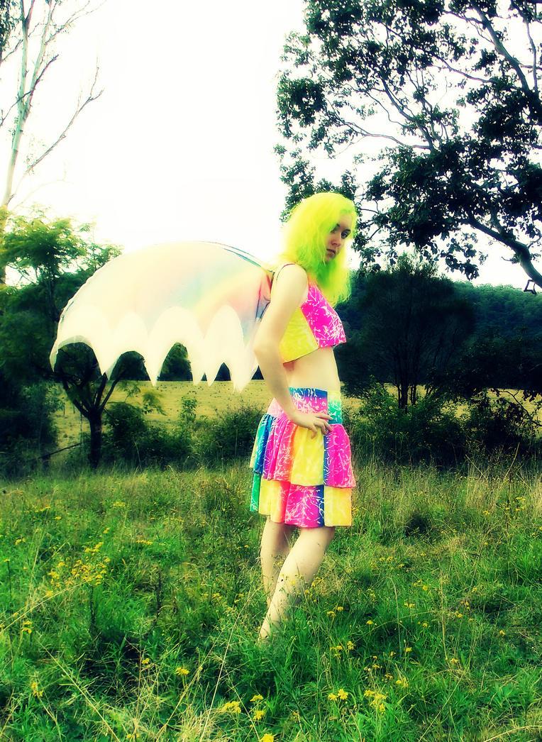 Fluoro Fairy 12 by monstatofu2011