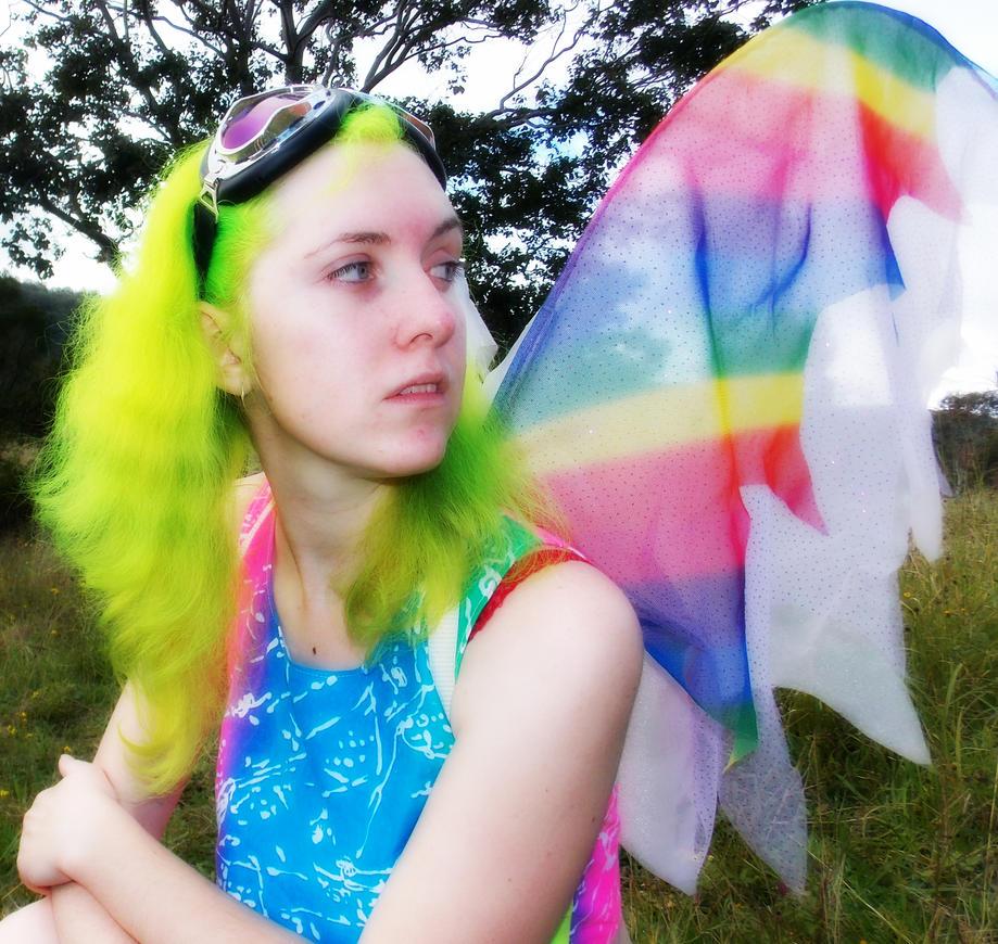 Fluoro Fairy 7 by monstatofu2011