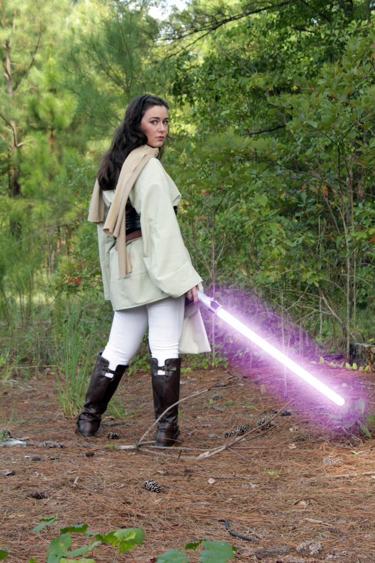 Jaina Solo, from the Star Wars EU by CelestialAngelDust