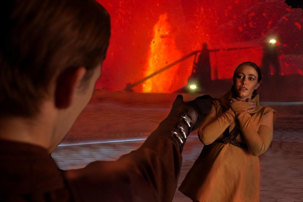 Anakin, let her go by CelestialAngelDust