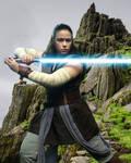 Hero Rey cosplay