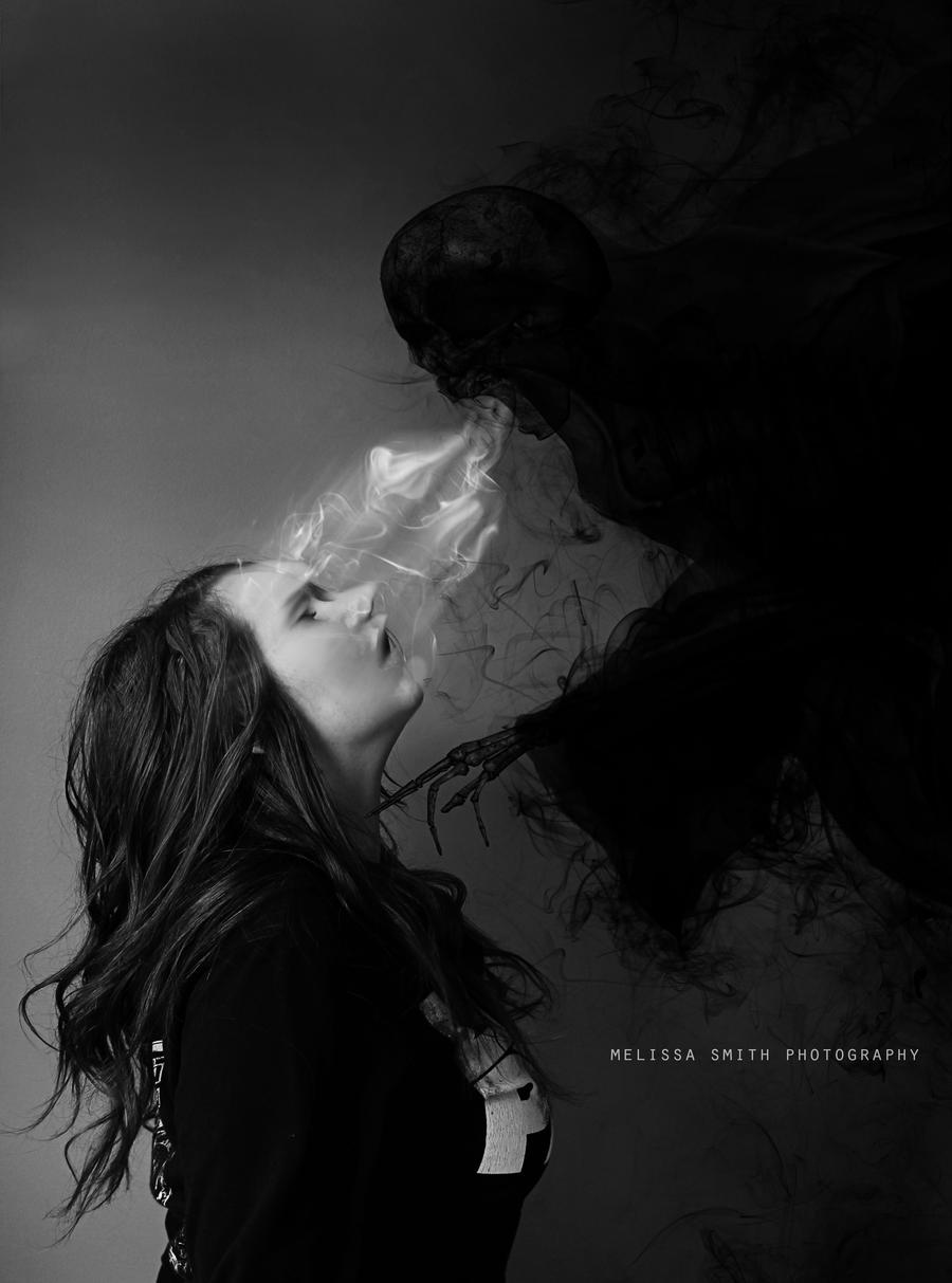 Dementor's Kiss by BOMBATTACK