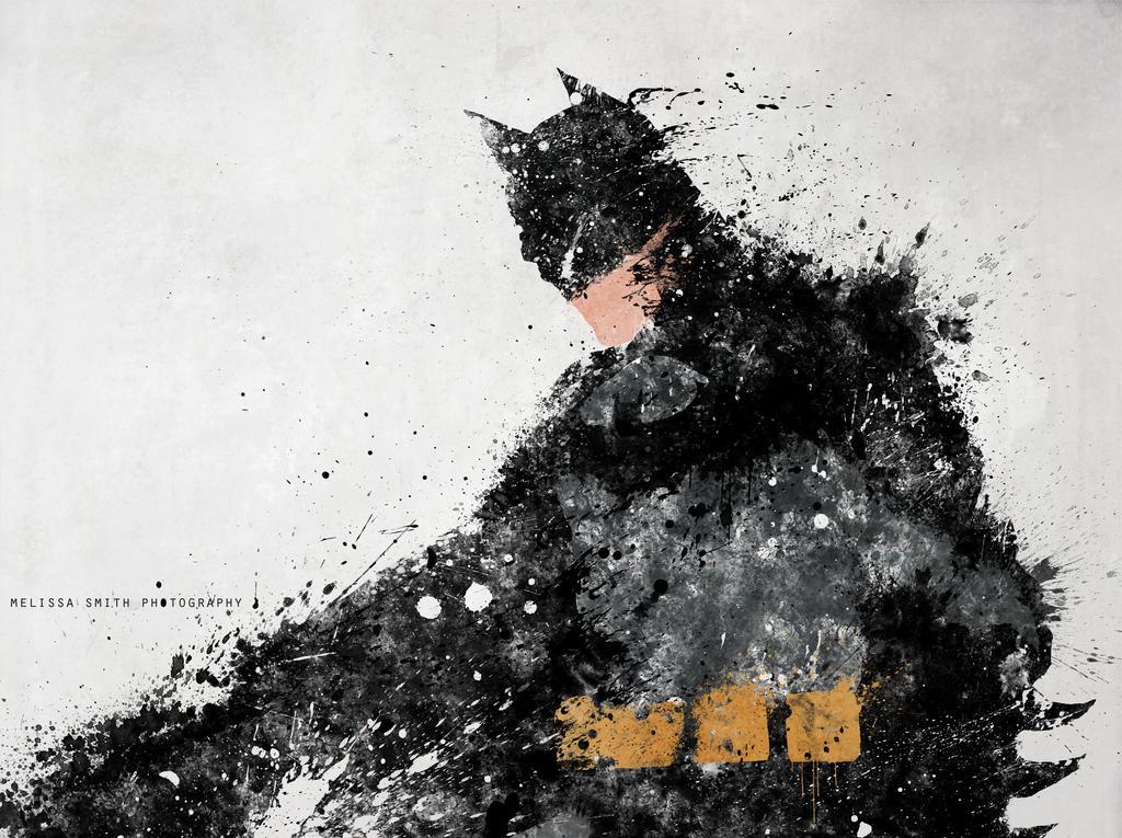Batman by BOMBATTACK