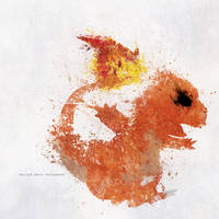 Charmander by BOMBATTACK