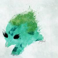 Bulbasaur by BOMBATTACK