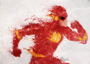 Flash by BOMBATTACK
