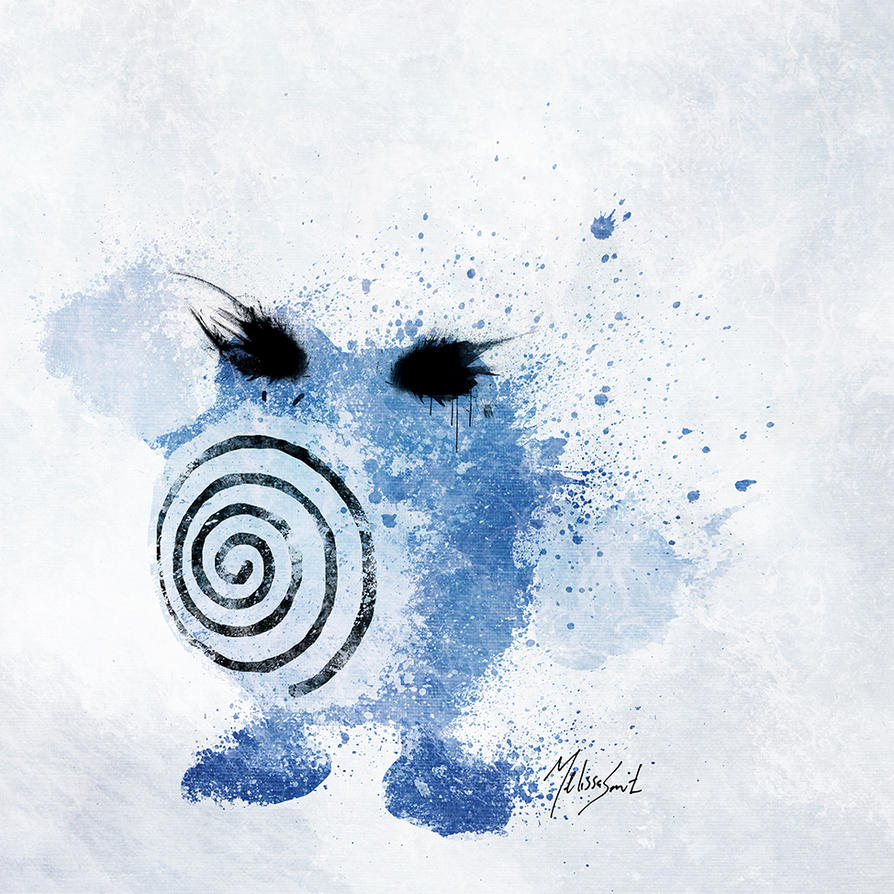 Poliwhirl by BOMBATTACK