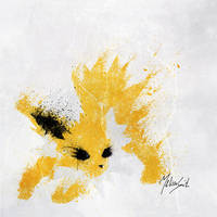 Jolteon by BOMBATTACK