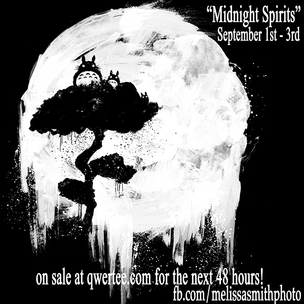 Midnight Spirits on sale at Qwertee by BOMBATTACK