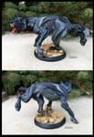Wolf (Skulpture)