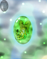 JoJo in a Bubble