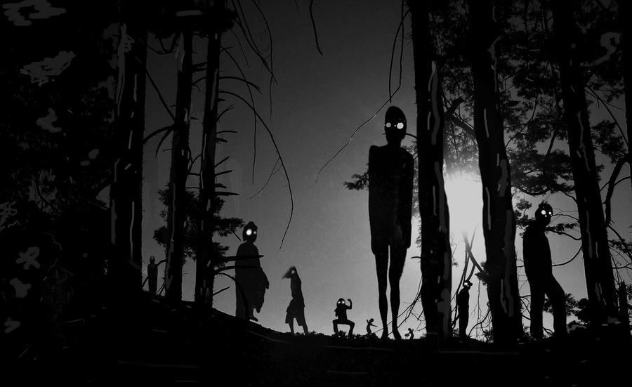 Shadow gang by boywhoturnedtostone