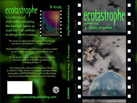 Book cover: Ecotastrophe