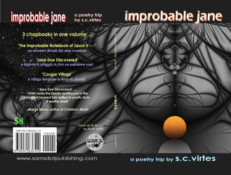 Book Cover: Improbable Jane by scottVee