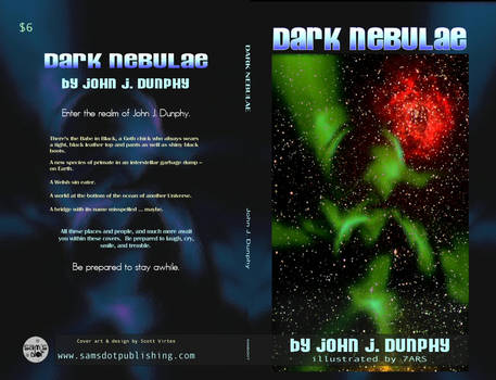 Book Cover: Dark Nebulae