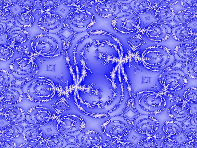 7-flake loops of ice by scottVee