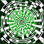 Emerald ring maze