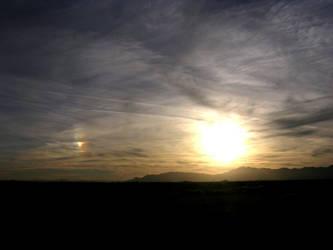Christmas sunset - Phoenix by scottVee