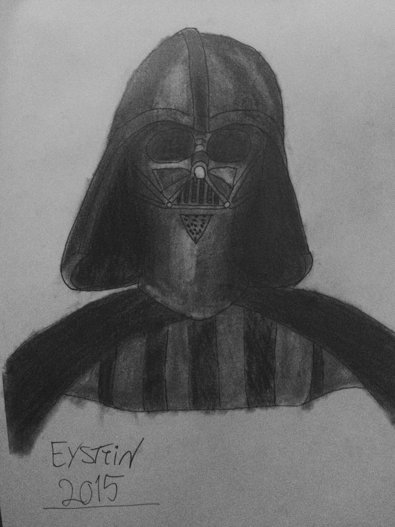 Darth Vader by EysteinKN