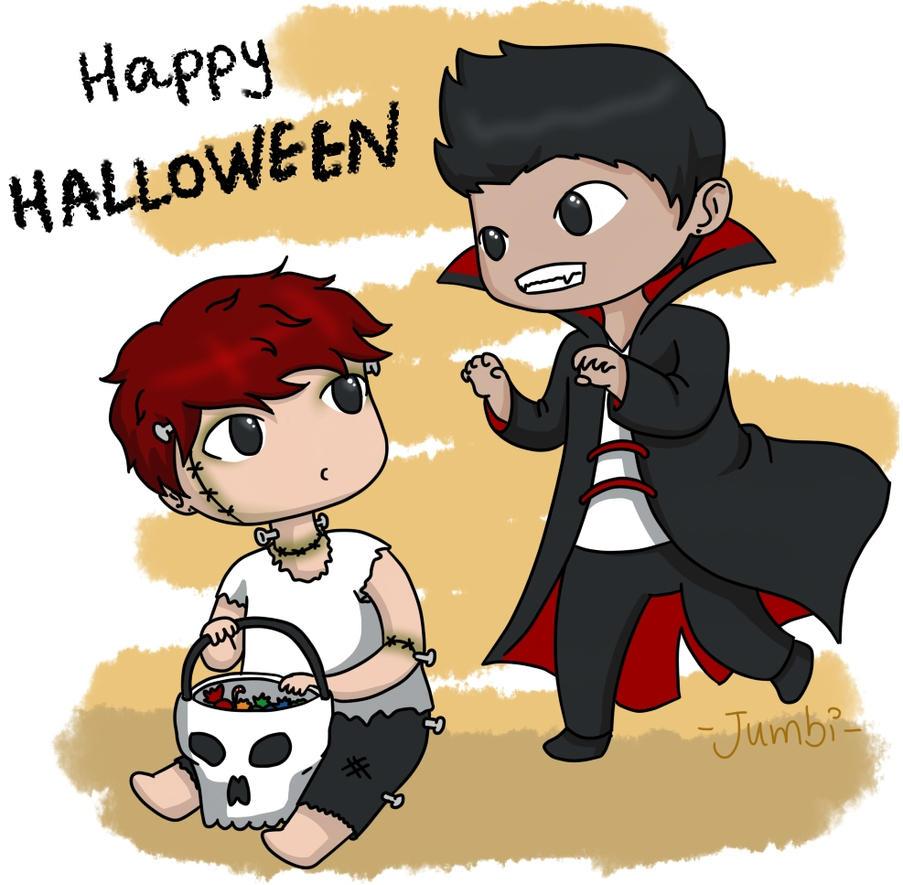 Sweet DooSeung @ Halloween by julialemes0