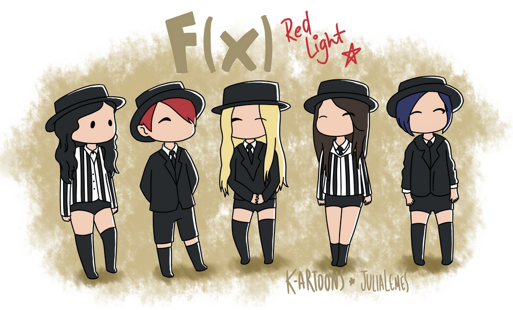 F(X) RED LIGHT by julialemes0