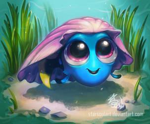 Little Dory by StarSoulArt