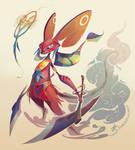 Totem Spirit Warrior