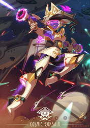 Vala the Cosmic Corsair