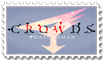 Gatchaman Crowds Stamp by AngieInes