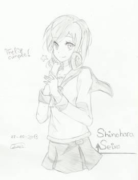 Shinohara Seiko ~ Corpse Party by AngieInes