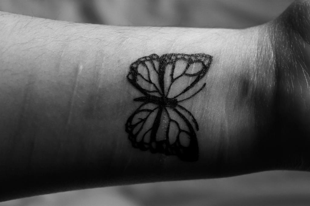 the butterfly project self harm