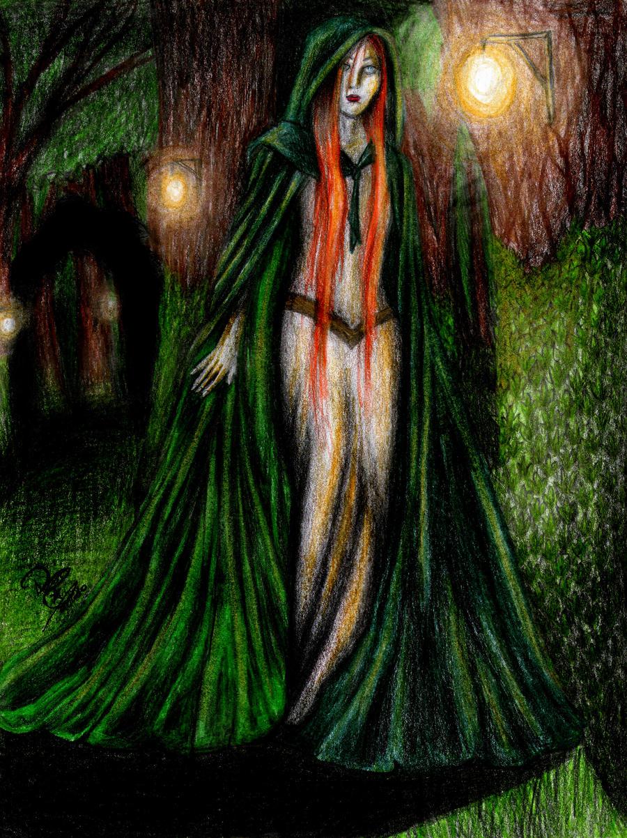 Jovencita rubia se desnuda en el bosque FOTOS