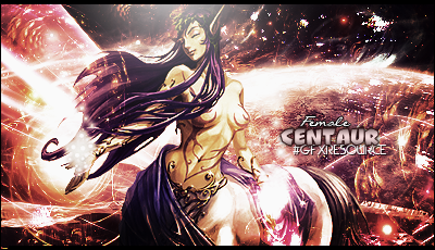 Female Centaur. by Audidounette