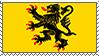 Nord-Pas-de-Calais/Flanders Stamp by Luxile