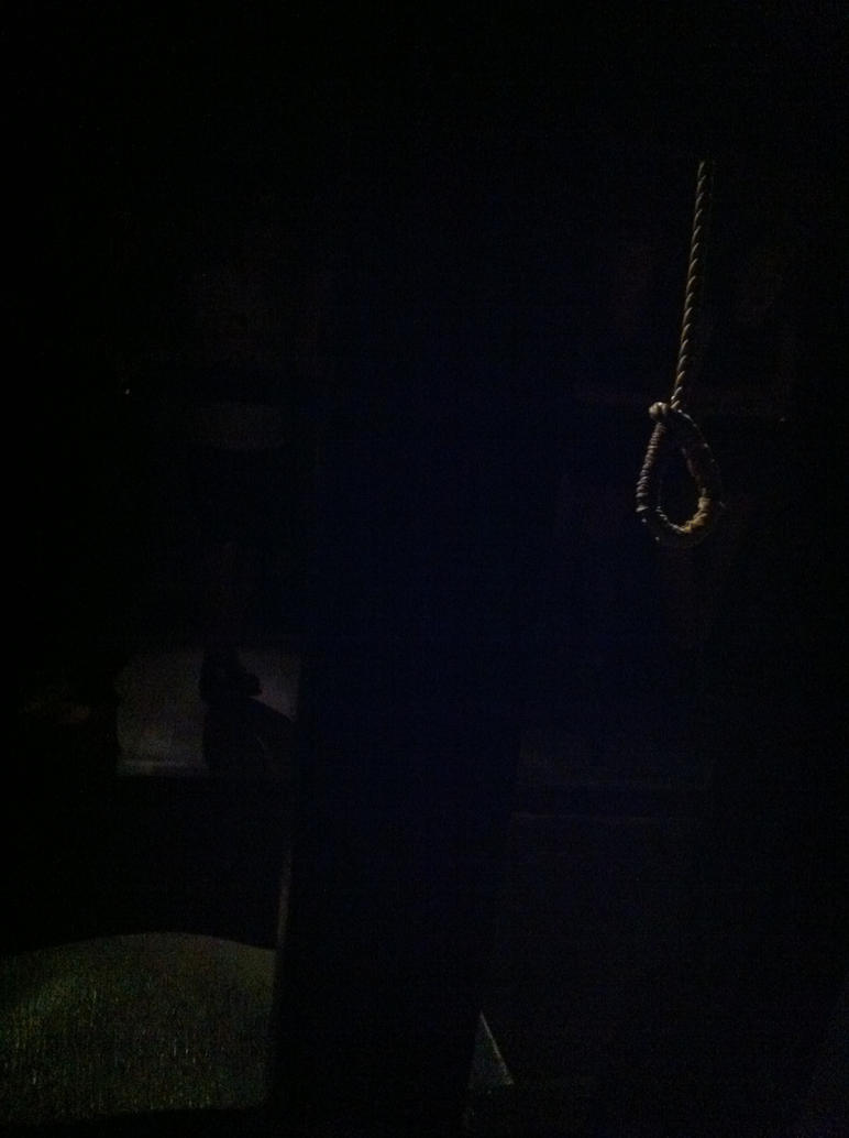 The Hangman's Cord by AkatsukiMemberWoolfy