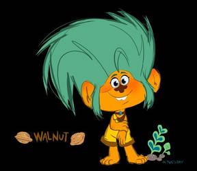 Hullo, Walnut!