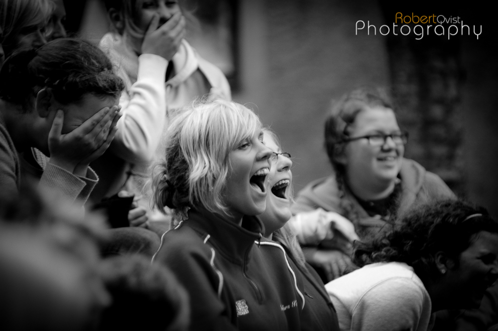 Laughter by Robbanmurray