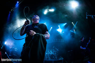 The Resistance - Gothenburg Sound Festival by Robbanmurray