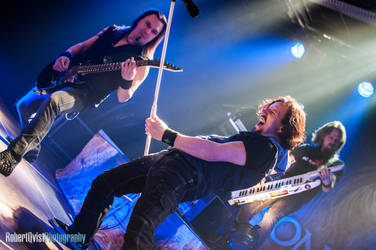 Sonata Arctica by Robbanmurray