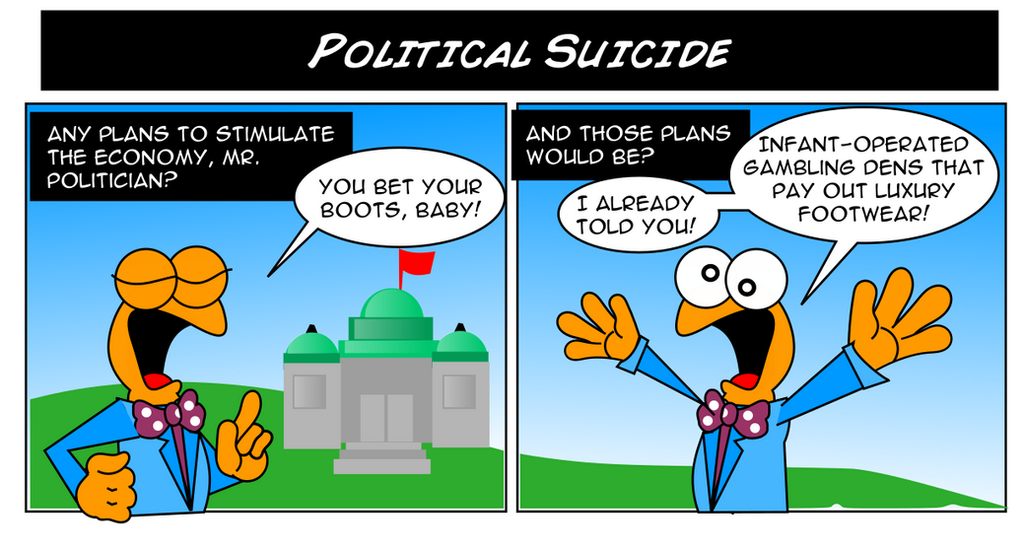 6.03 Political Suicide by newtonthenewt