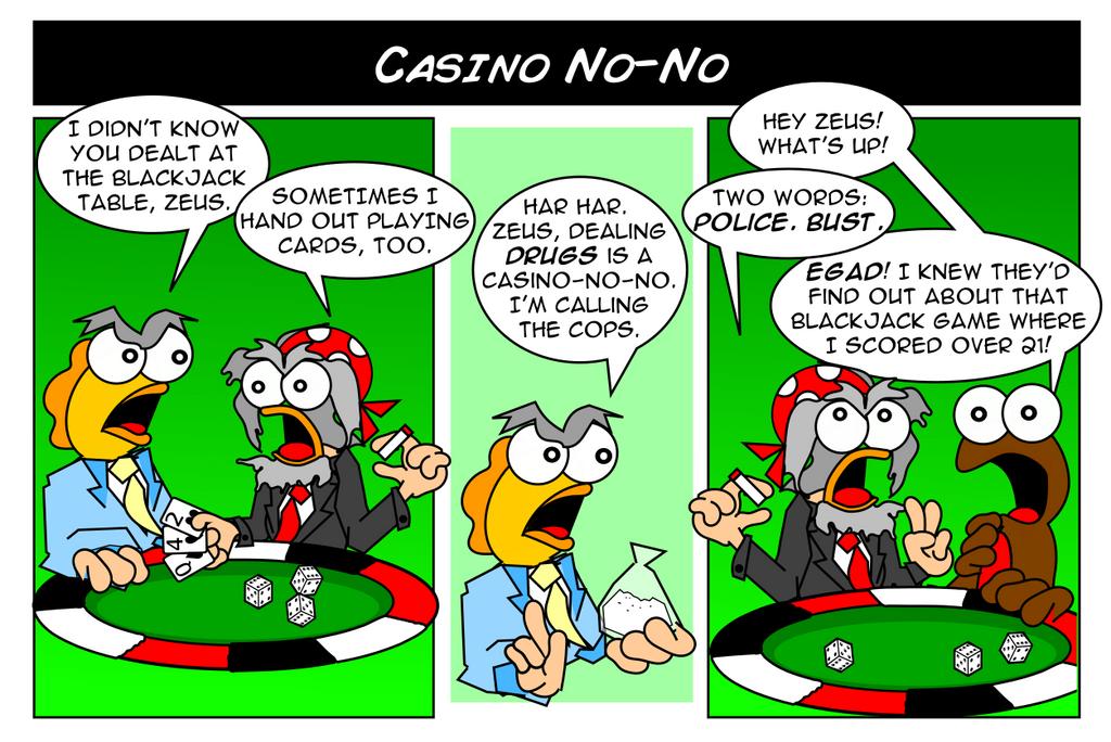 6.21 Casino No-Nos - Remastered by newtonthenewt