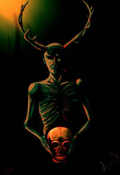 The Nightmare Stag