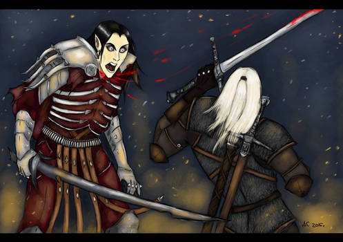 Fight on Naglfar