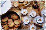Starry cookies